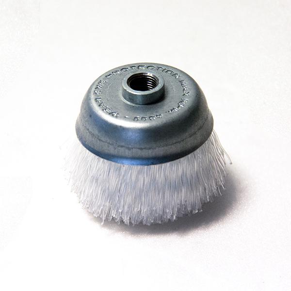 SPAZZOLINO SETOLE PVC Ø60 sp.0,20 1/8