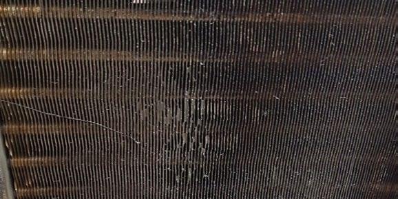 filtro aria condizionata pulito bieffe