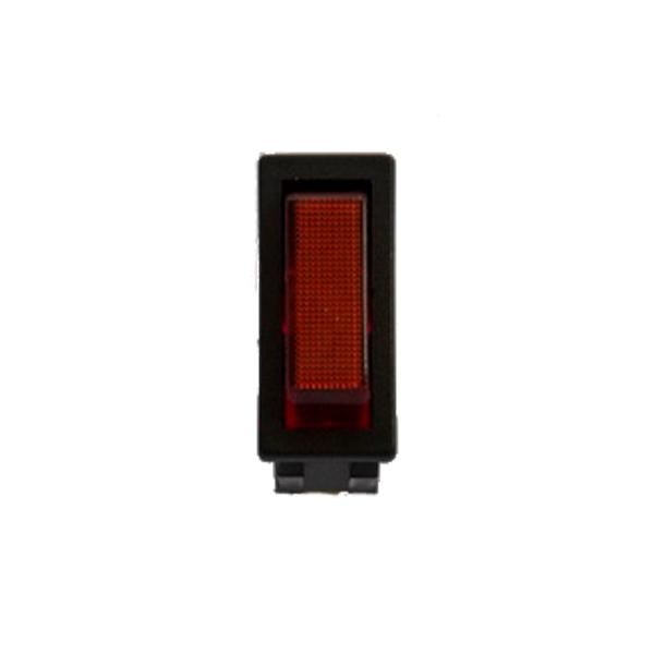luce rossa di ricambio stirella