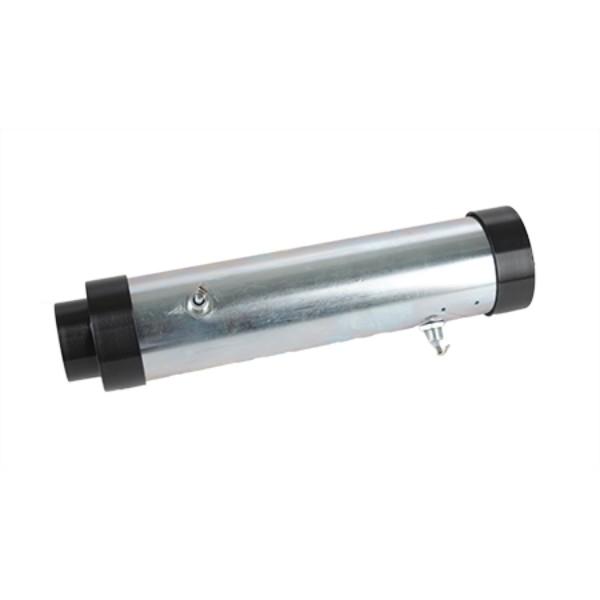 tubo generatore di aria calda carwash lavatappezzeria