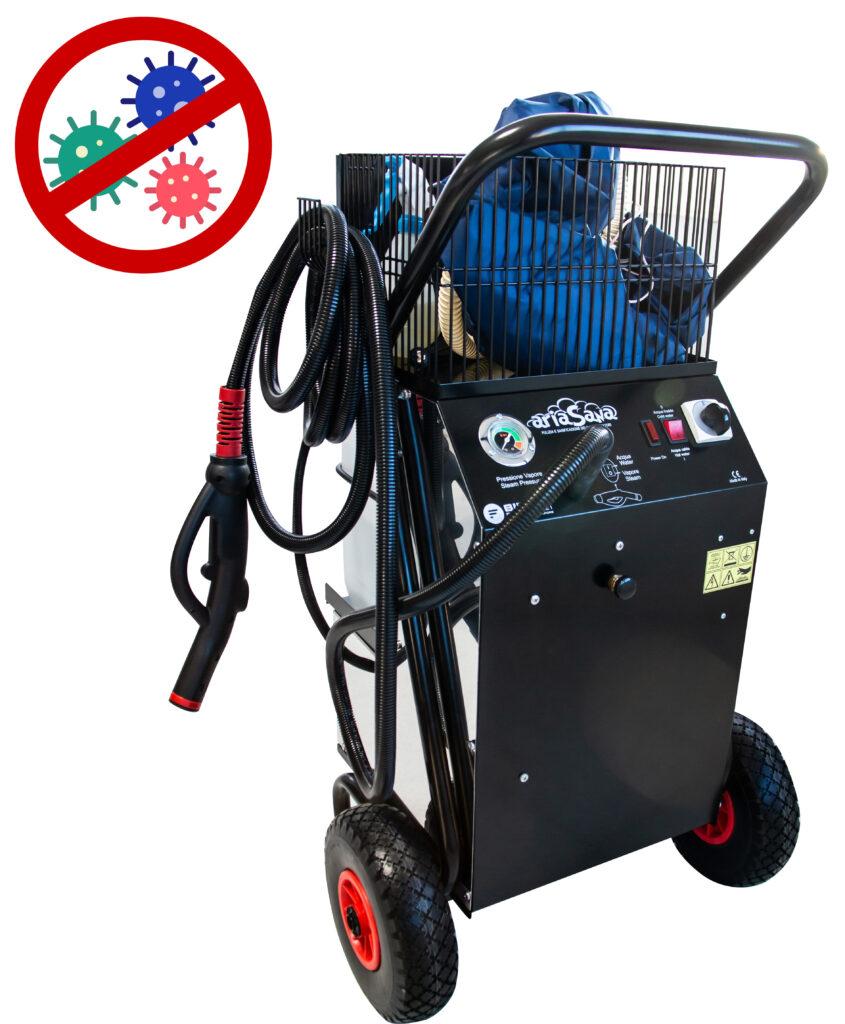 ariasana macchina per la pulizia di condizionatori