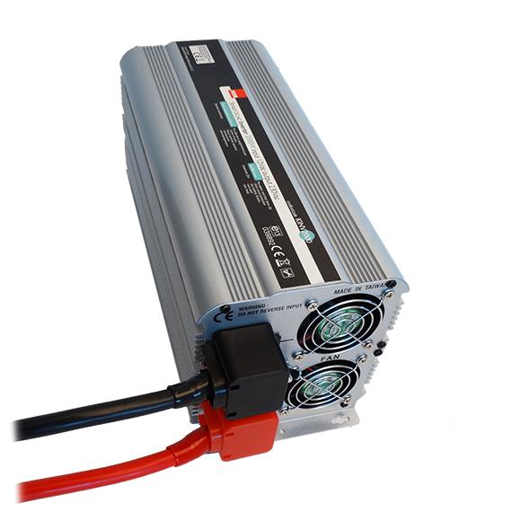 Inverter 12volt 220volt 2000Watt batteria auto