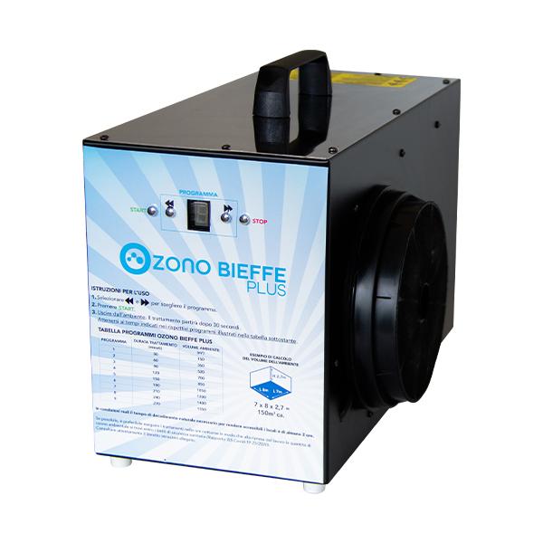 Ozonizzatore portatile per sanificare Bieffe