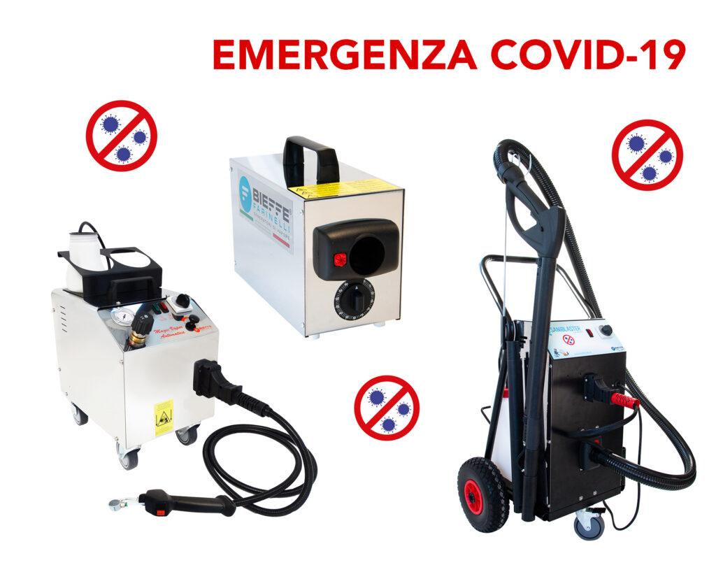 sistemi di disinfezione ambienti